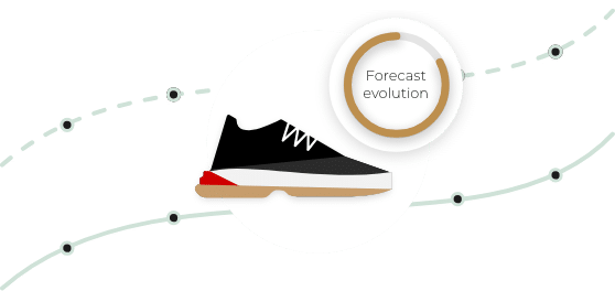 Fashion forecast evolution