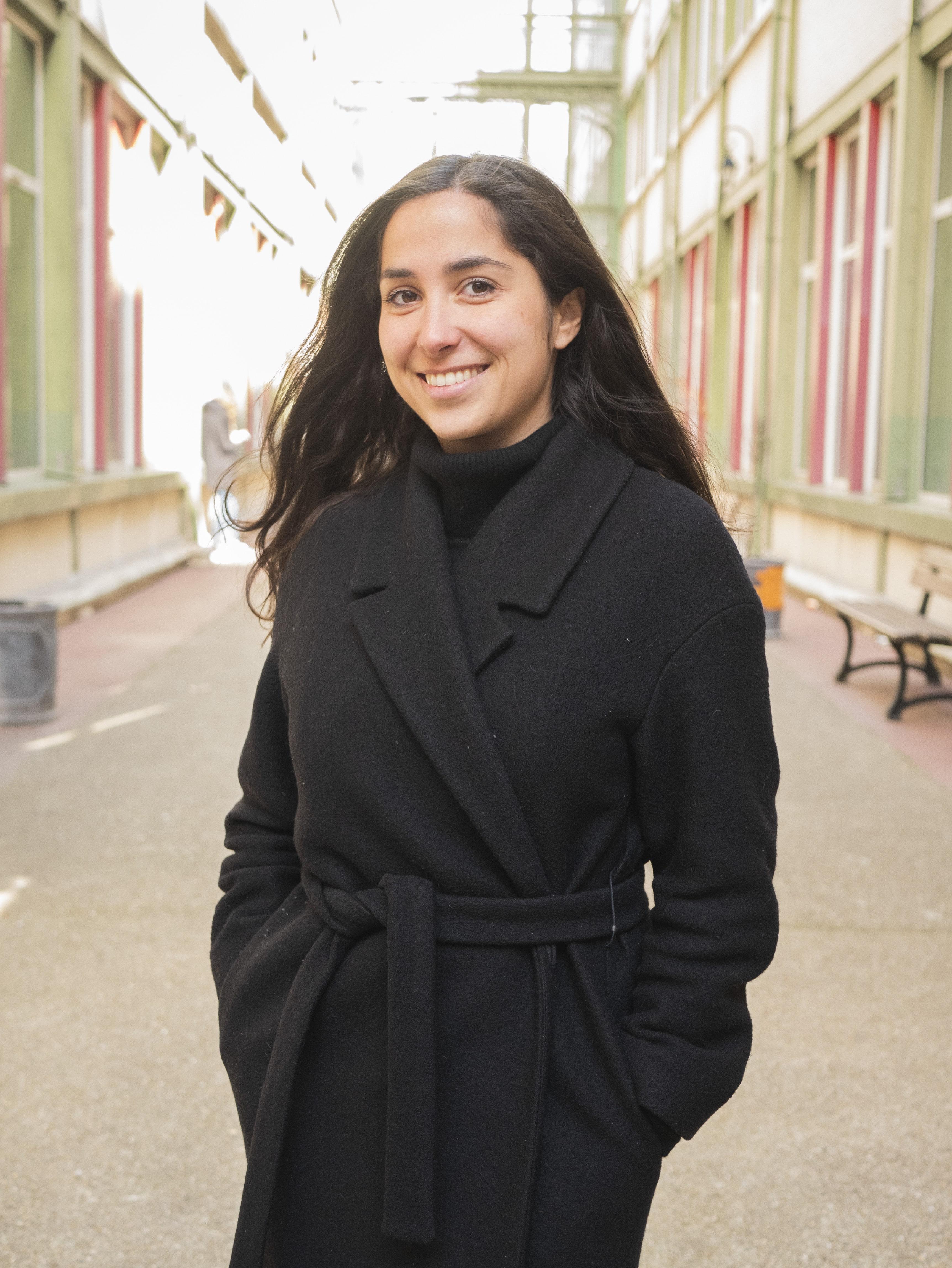 Sarah Davila Product manager