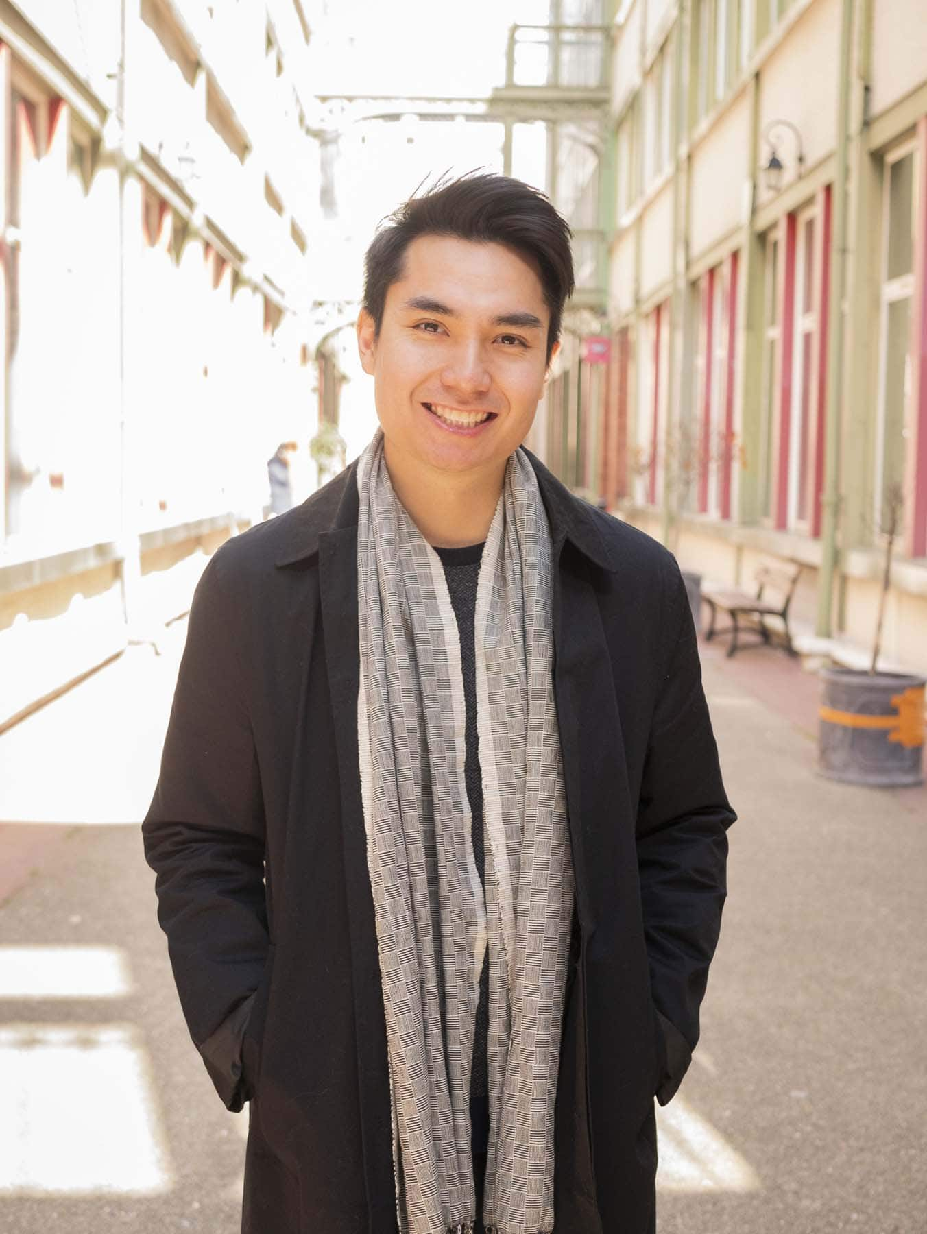 Tyler Nguyen Key Account manager intern