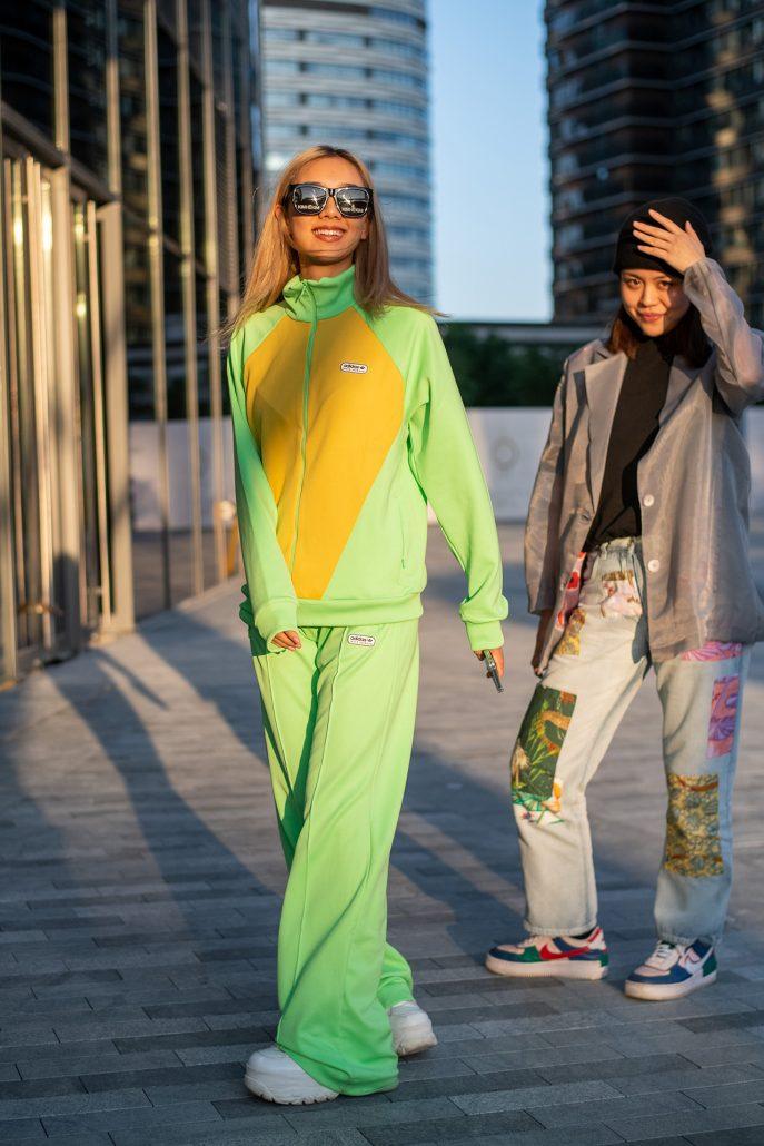 Dave Tacon Vogue, Shanghai Fashion Week SS21