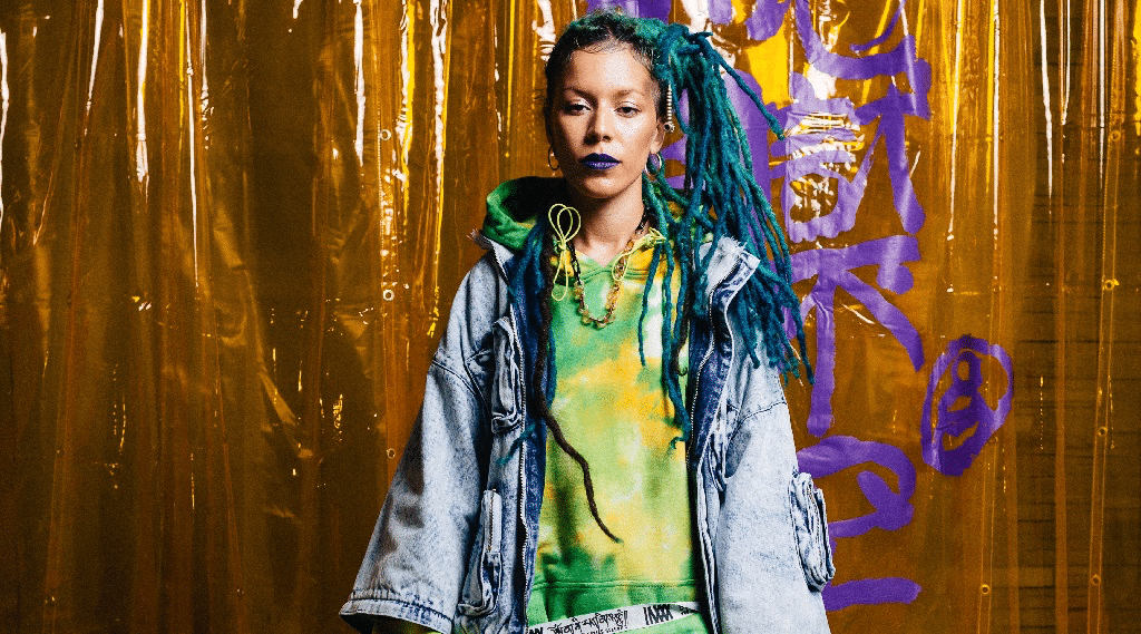 China Streetwear Inxx Summer 2019 campaign
