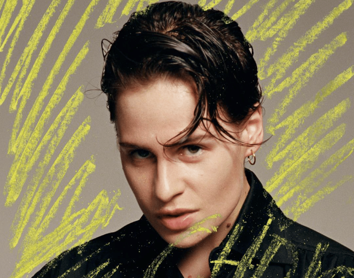 Christine and the Queens singer