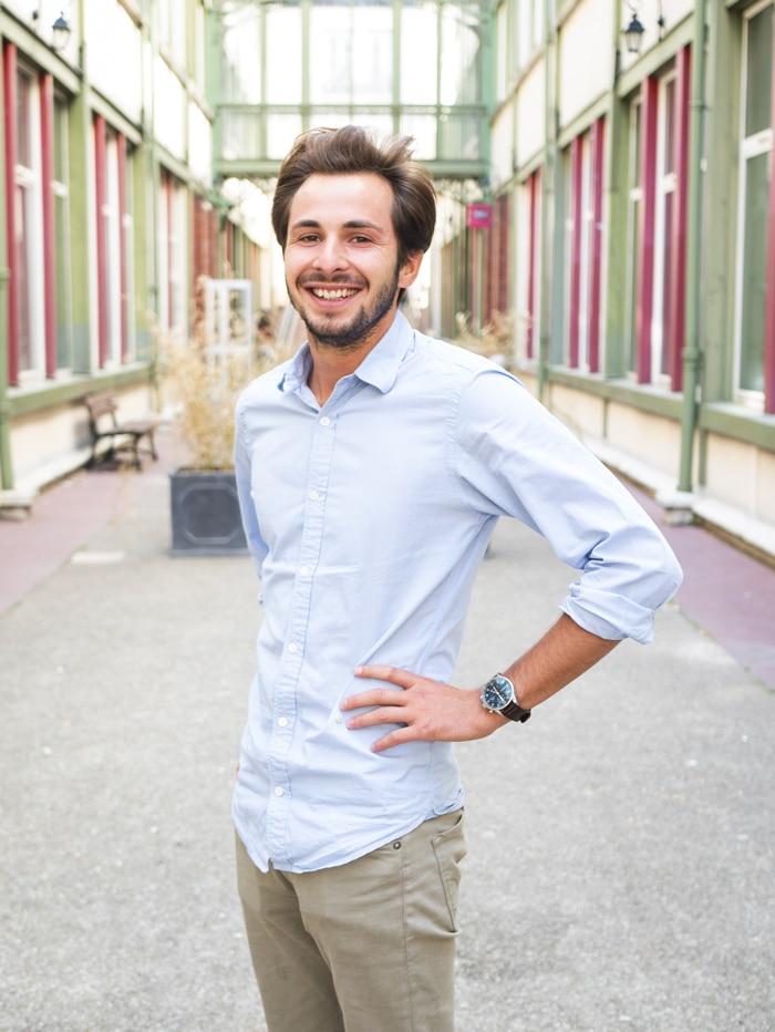 Antoine heuritech