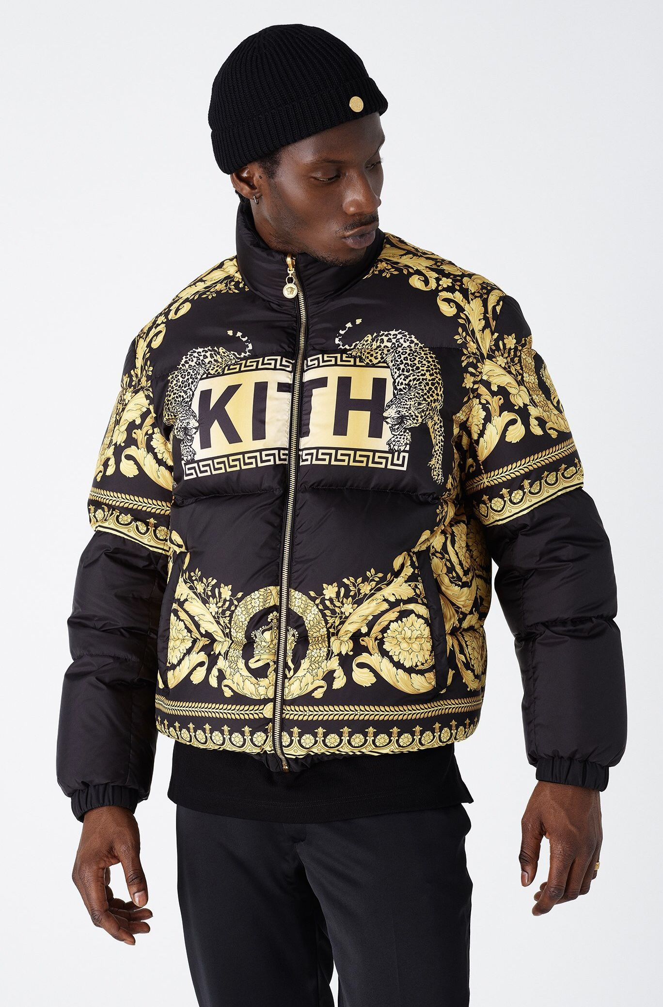 Versace - Kith jacket