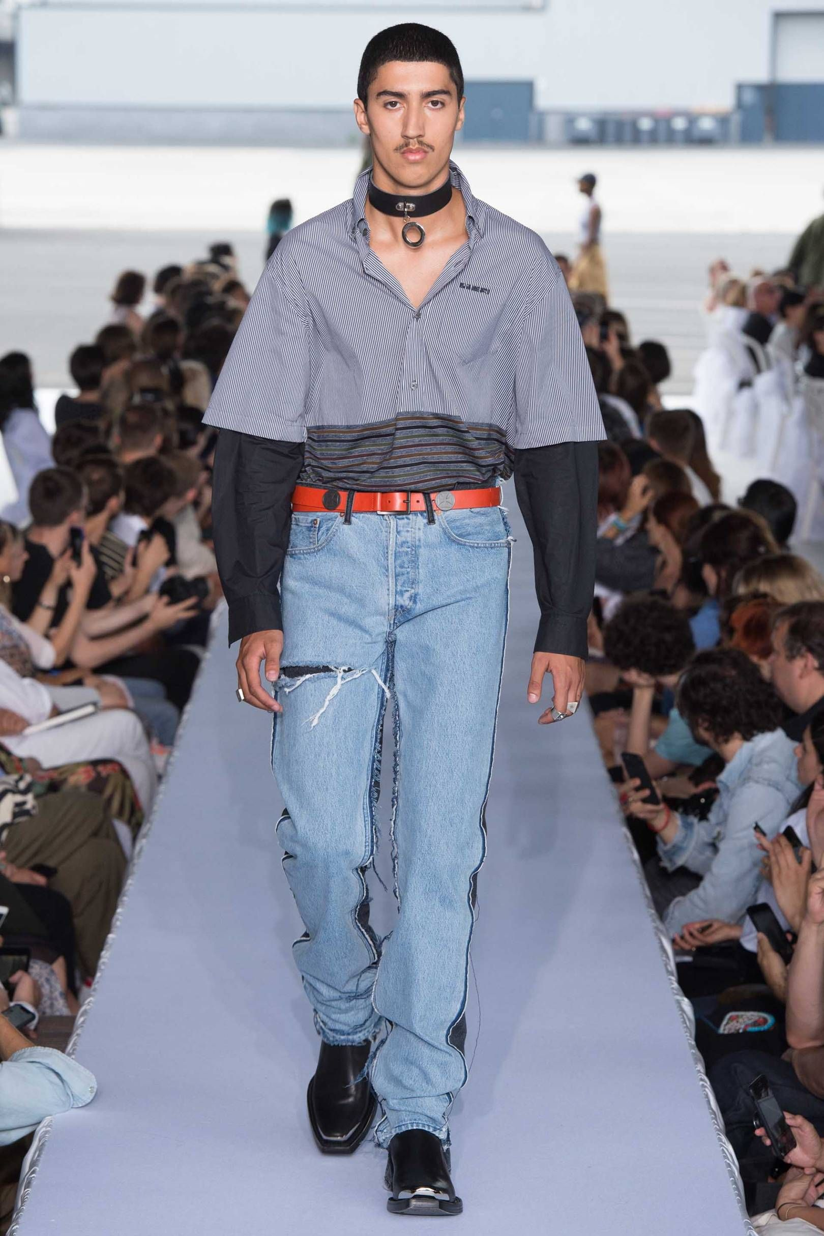 Vetements Spring/Summer 2019 Show