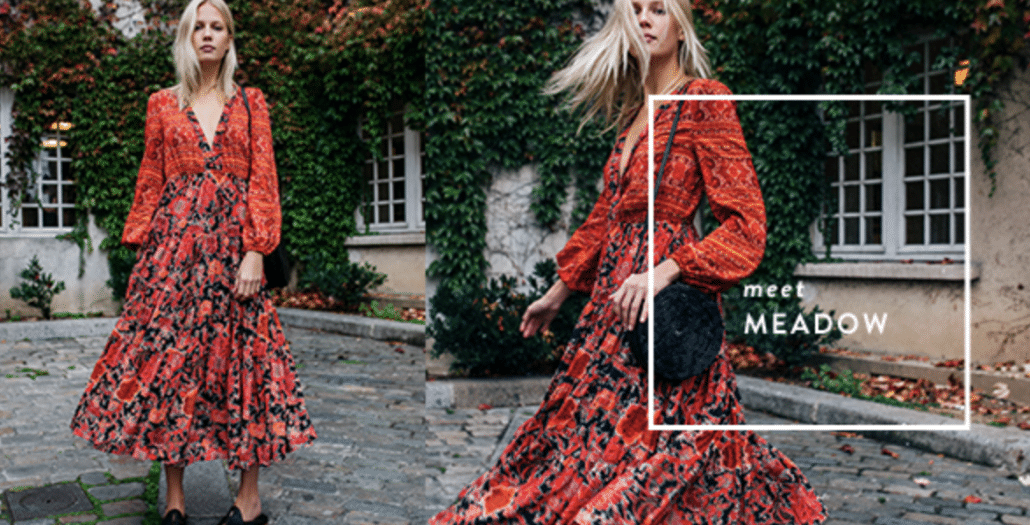 Free People's Meet Meadow Campaign