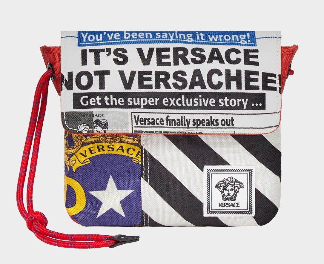 VERSACE NOT VERSACHEE bag