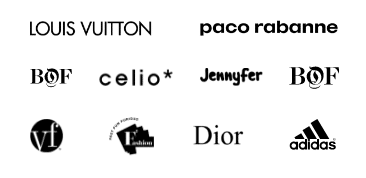 logos fashion brand