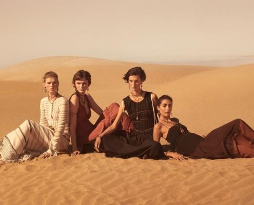 Zara Campaign Collection Spring Summer19