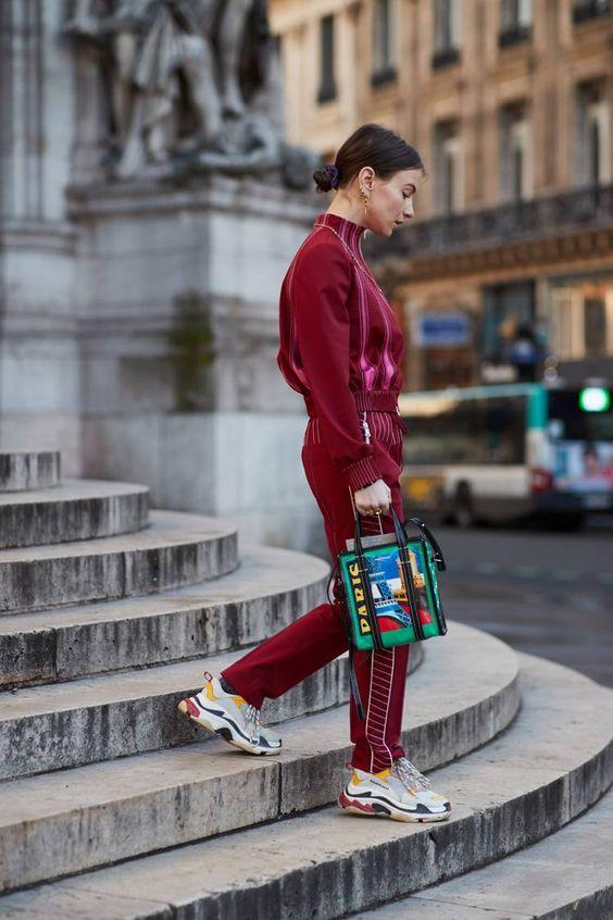 Balenciaga Triple S top sneaker 2019