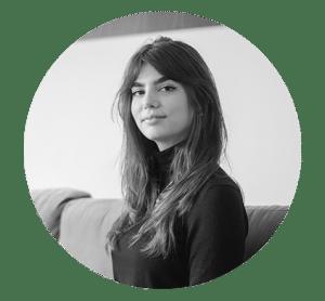 photo profil de l'auteur, Mélanie Mollard