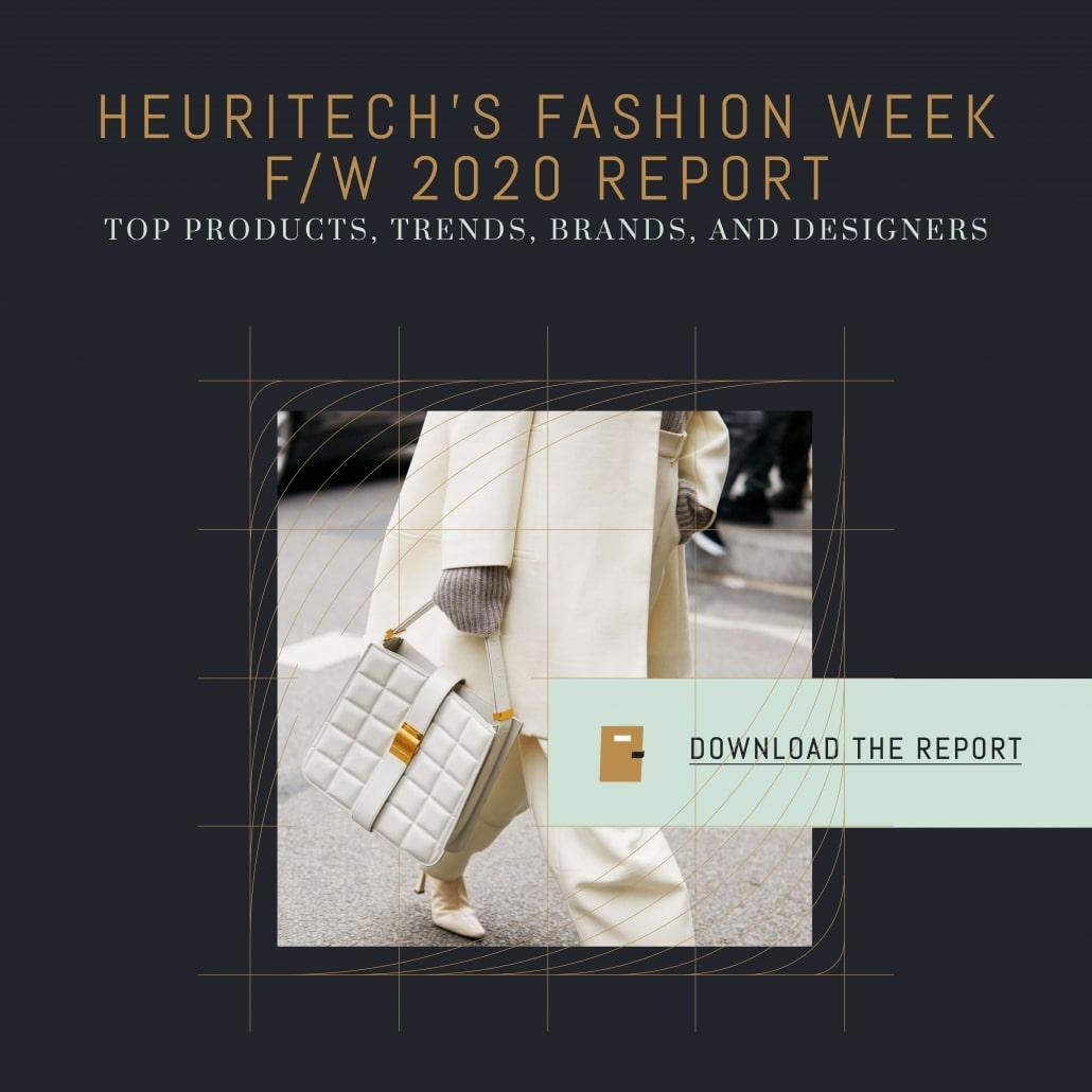 Fashion Week Report FW20