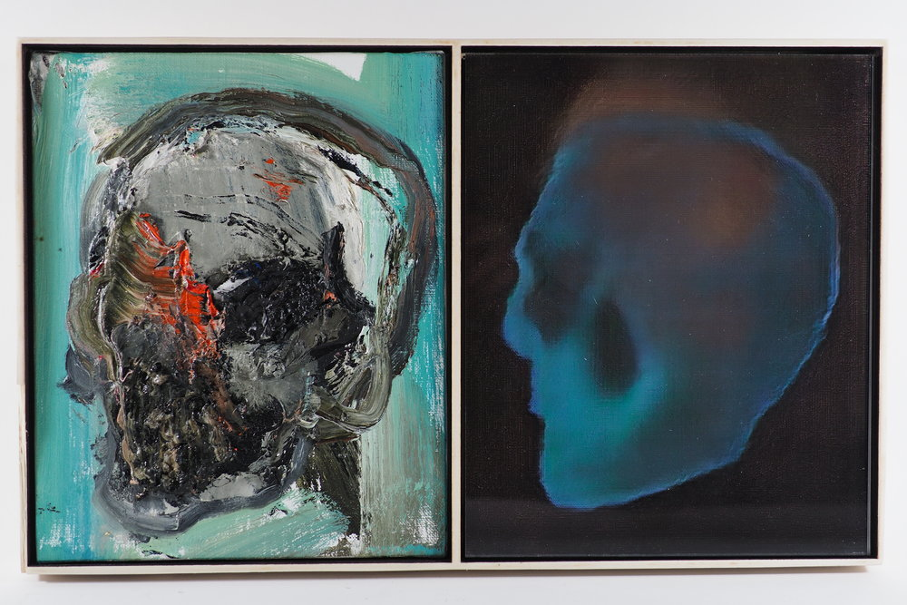 Robbie Barrat AI painting