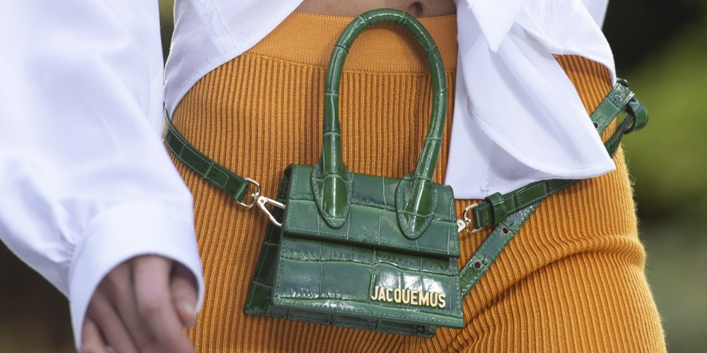 Jacquemus mini Chiquito bag