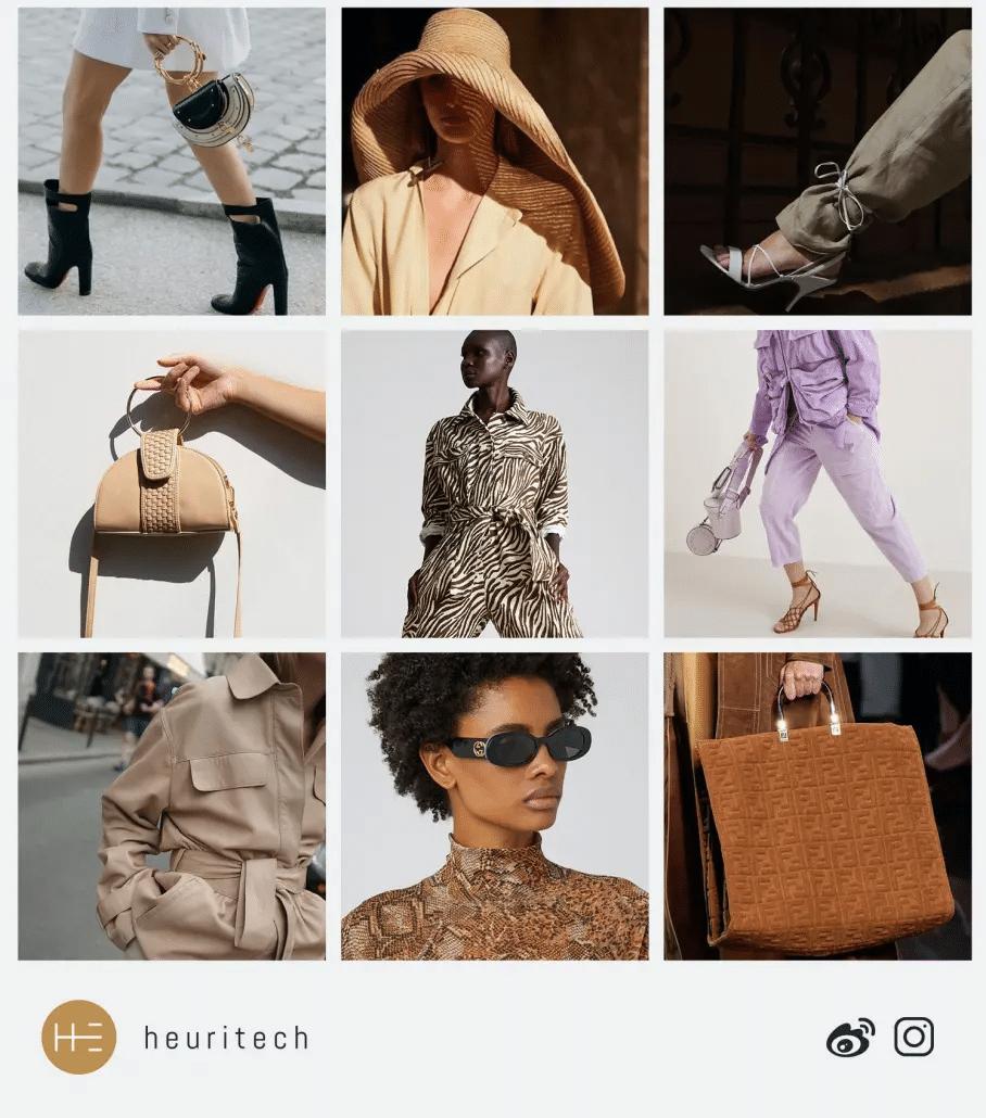 Heuritech analyzes Instagram to detect trends