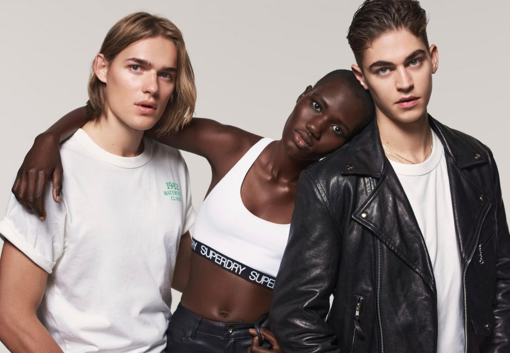 Superdry FW20 Campaign