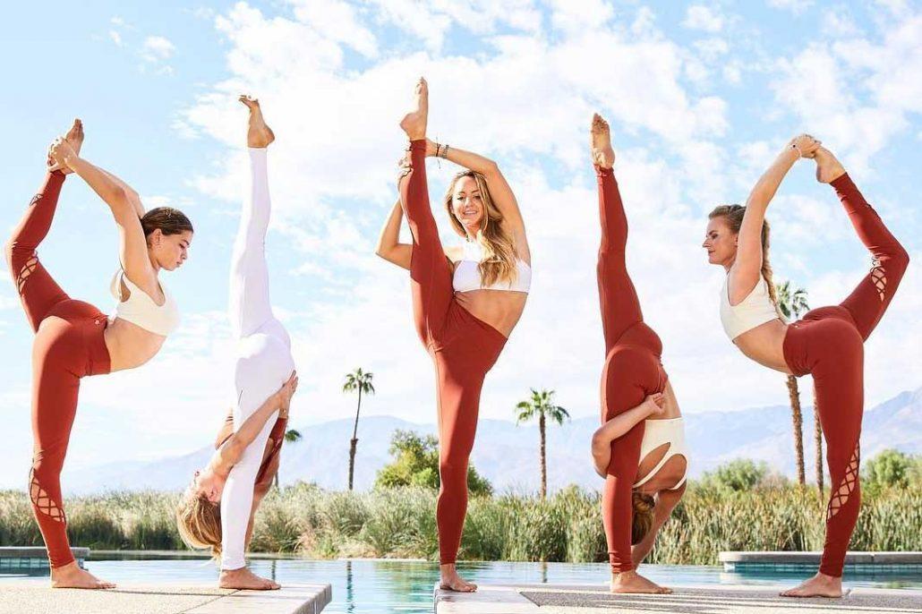 Alo Yoga Campaign