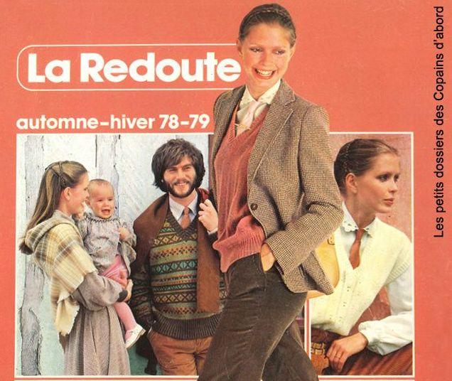 La Redoute catalog 1978