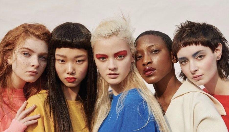 Vogue image, millennials and Gen Zers leading fashion