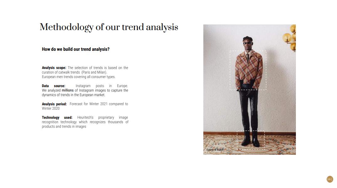 Methodology Men's FW Report