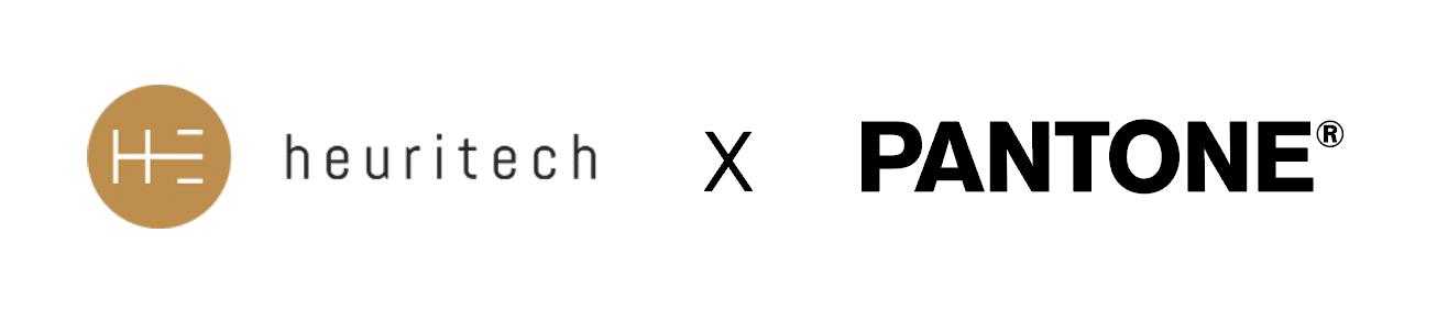 Heuritech x Pantone Logos