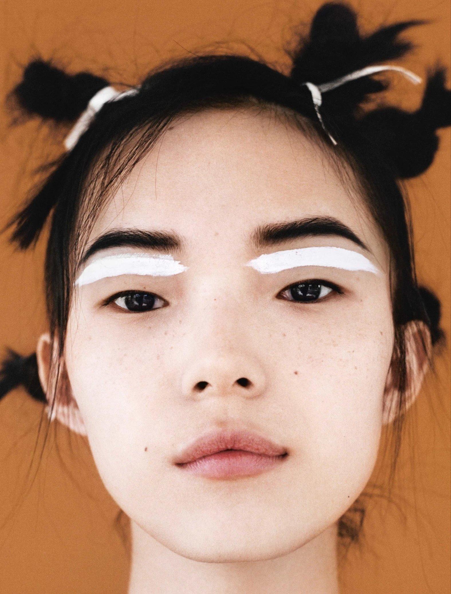 Close up of Xiao Wen Ju