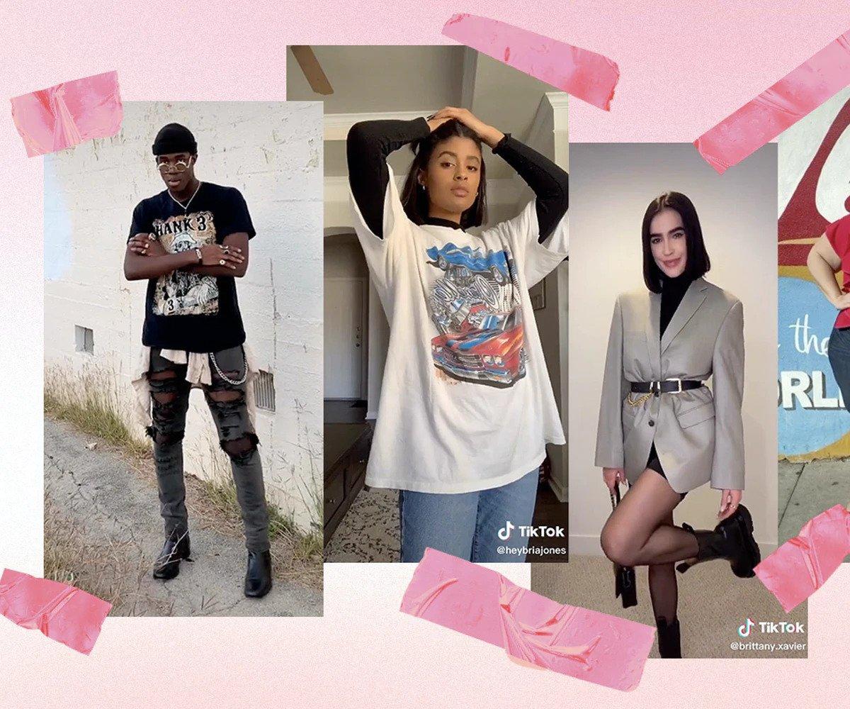 TikTok Fashion Nylon Mag
