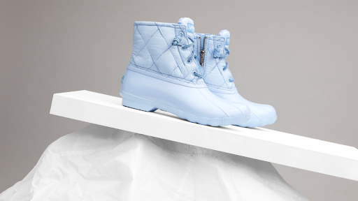 Blue boot by Wolverine